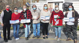Modern Woodmen honors Clinton County Homeless Shelter's Hometown Heroes