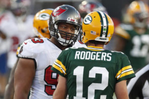 Packers realize how much Rodgers has at stake this weekend