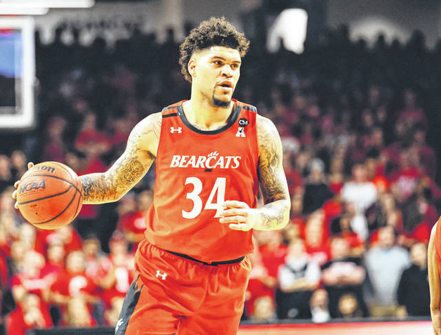 Jarron Cumberland was drafted Monday by the NBA G League Rio Grande Valley Vipers. (News Journal Photo By David Slaughter)