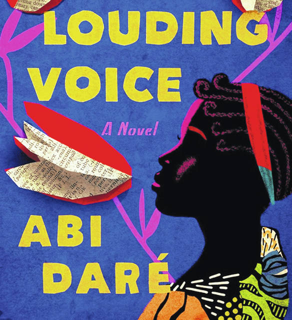 """""""The Girl with the Louding Voice"""" by Abi Darè is the choice of Clinton County Reads 2021."""