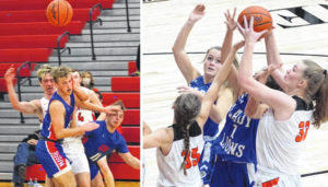 Courts are in session for county's boys, girls b-ball teams