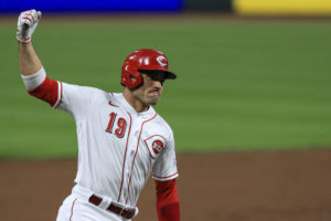 Reds' Joey Votto wants to get back 'to being dangerous'