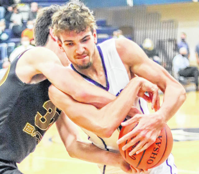 Blanchester's Brayden Sipple was named to the Ohio Prep Sportswriters Association Div. II boys basketball first team Wednesday afternoon.