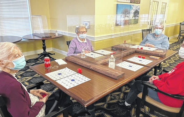 Playing it safe with social distancing and more safety measures at Ohio Living Cape May.