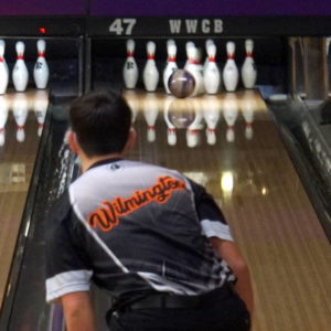 Tough day for Tackett at state bowling