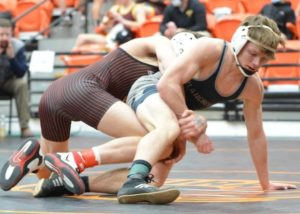 Hibbs, McCoy one win from state tournament