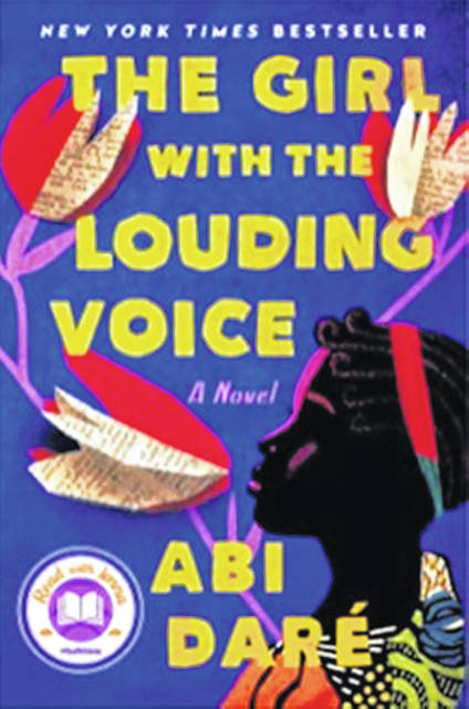 """Clinton County Reads 2021 focus is on """"The Girl With the Louding Voice."""""""
