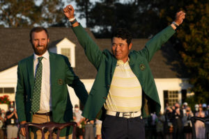 Masters is a win for Hideki Matsuyama, and for Japan