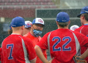 Falcons up 6-1 but game with Wildcats suspended