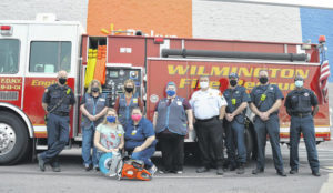Wilmington Fire Department: On the cutting edge