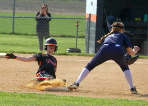 Lady Hurricane win first of year, 11-1
