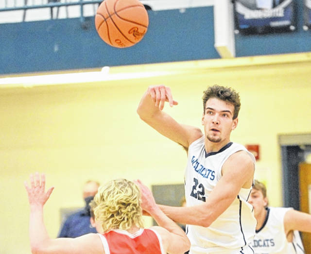 Blanchester senior Brayden Sipple is Clinton County's all-time leading basketball scorer with 2,485 career points.