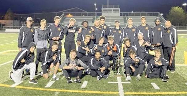 The Wilmington High School boys track and field team won its fourth invitational of the season Thursday at Little Miami.