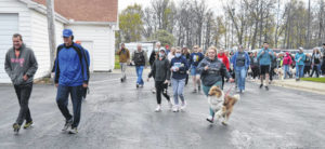 Walking together for New Life Clinic