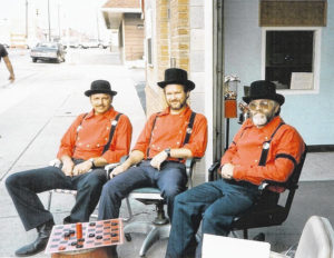 Throwback Thursday: 'Brothers of the Brush'