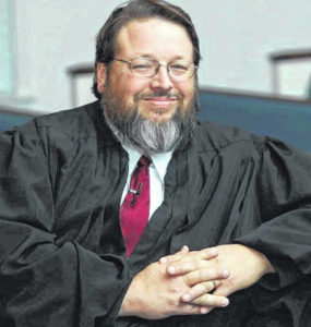 So why did the judge do that?