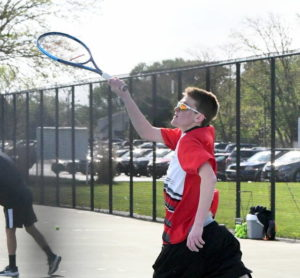 Wildcats 2nd, Astros 4th at SBAAC tennis tourney