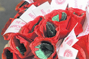 Poppy drive-thru set for Blanchester: Donate, and remember, for a great cause