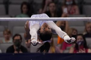 Biles in control once again at US Gymnastics Championships