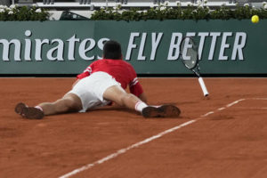 No. 1 Djokovic, 13-time French champ Nadal to meet in semis