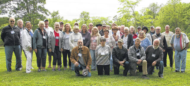 Blanchester High School's Class of 1971 held its 50-year reunion on Sunday, May 30 at the home of Dave and Diane Christen.