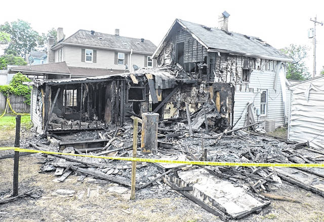 A reward is being offered for information leading to the conviction of an arsonist.