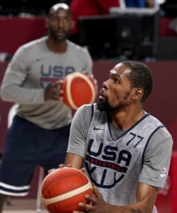 Mind the gap: The basketball world is catching up to the US