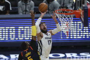 AP Source: Pelicans, Grizzlies, agree to multi-player trade