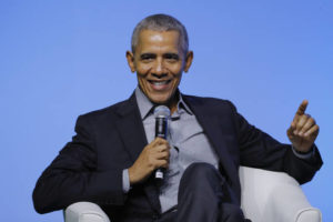 Former President Obama acquires stake in NBA Africa