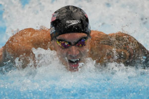 American gold: Dressel, Ledecky win again at Olympic pool
