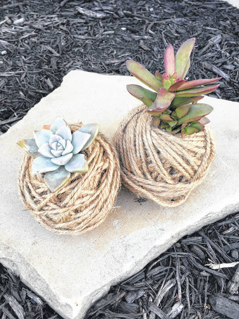 Readers can share handmade items for the feature called Buckeye Love in an upcoming issue of Salt.