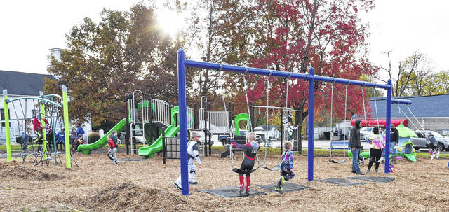 The park is the first of several projects planned by Friends of Clarksville.