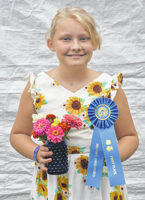 How Does Your Garden Grow winner Lilly Pinkerton.