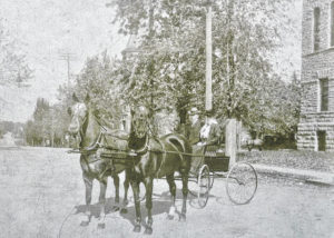 Throwback Thursday: Buggy on Mulberry