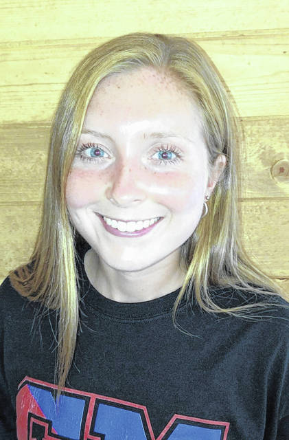 Emilie Fisher, a 2016 graduate of Clinton-Massie High School, is the new varsity volleyball coach at her alma mater.