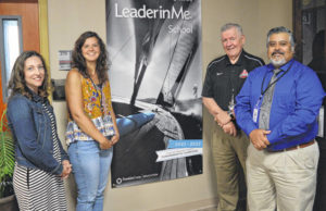 Wilmington Christian Academy adopts 'Leader in Me' program