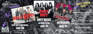 Rockin' blockbuster ready to roll: This weekend's Rock the Block boosts local tourism, economy