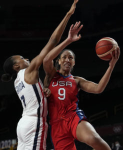 ROUNDUP: US women lose in soccer, win in volleyball, basketball