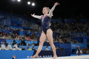 No team gold, but U.S. women show depth during Tokyo stay