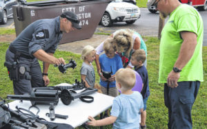 National Night Out Tuesday: Join WPD, WFD, CCSO and more for family fun