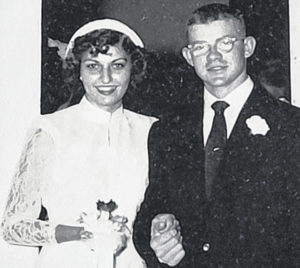 Cy and Joan Stephens of Wilmington celebrate 70th-wedding anniversary