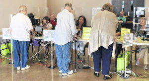 Voting in August in special congressional primary