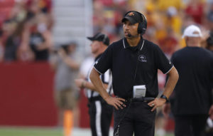 USC's coaching search will cast shadow over entire season