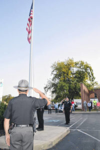 Remembering 20 years ago: Local 9/11 commemoration held