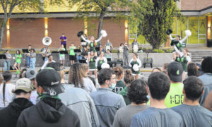Wilmington College fired up for an action-packed weekend