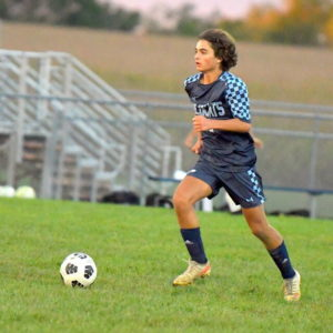 Felicity scores late, beats Blanchester 3-2