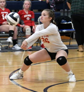 EC volleyball steamrolls BHS for 10th straight win
