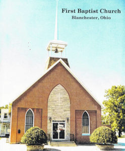 First Baptist Church of Blanchester to celebrate 175 years