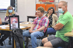 Boy gets to attend Clinton-Massie Middle School via interactive robot