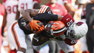 Browns looking pretty average as injuries, losses mount